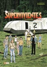 Los mundos de Aldebarán: Supervivientes - Anomalías cuánticas