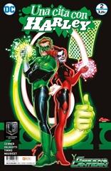 Una cita con Harley núm. 02 (de 6): Green Lantern