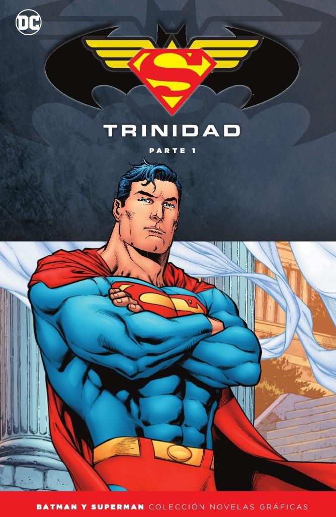 [DC - Salvat] Batman y Superman: Colección Novelas Gráficas - Página 6 Trinidad_Volumen_1_cover