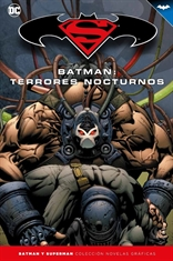 Batman y Superman - Colección Novelas Gráficas núm. 22: Batman: Terrores nocturnos