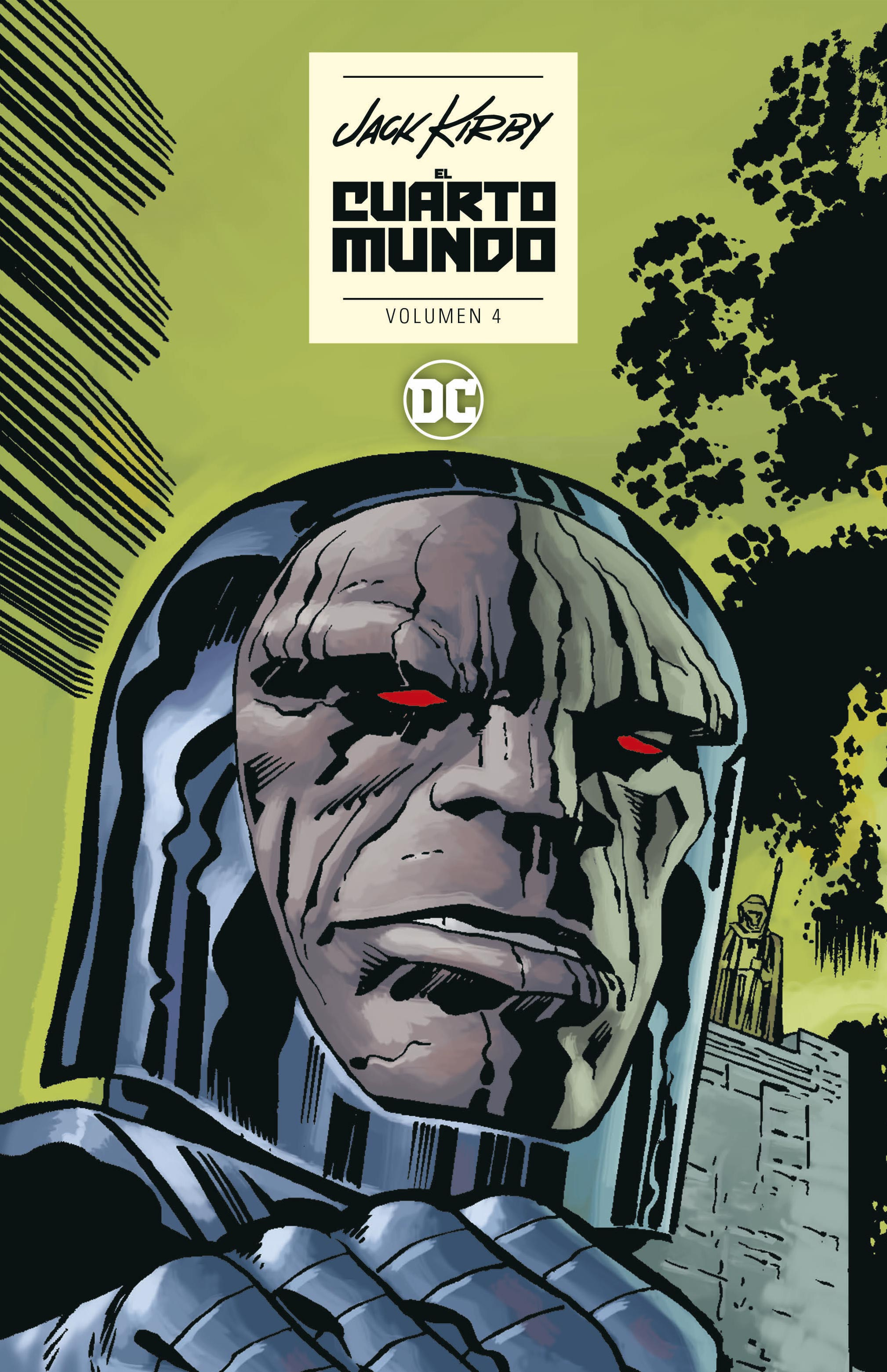 El Cuarto Mundo de Jack Kirby vol. 04 - ECC Cómics
