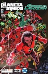 Green Lantern/El Planeta de los Simios núm. 05 (de 6)