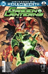 Green Lanterns núm. 03 (Renacimiento)