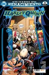Harley Quinn núm. 19/ 11 (Renacimiento)