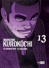 Inspector Kurokôchi núm. 13