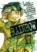 Rainbow, los siete de la celda 6 bloque 2 núm. 17