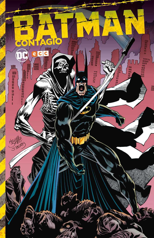 Batman: Contagio - ECC Cómics