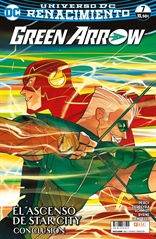 Green Arrow vol. 2, núm. 07 (Renacimiento)