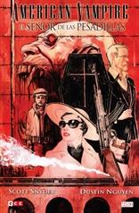 American Vampire: El señor de las pesadillas (rústica)