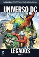 Colección Novelas Gráficas núm. 45: Legados del Universo DC Parte 1