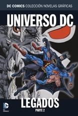 Colección Novelas Gráficas núm. 46: Legados del Universo DC Parte 2