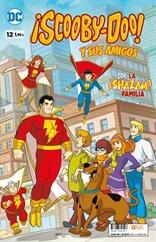 ¡Scooby-Doo! y sus amigos núm. 12