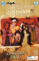 Batman presenta: Academia Gotham: Segundo semestre núm. 02 de 2