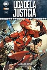 Liga de la Justicia: Coleccionable semanal núm. 11 (de 12)