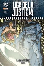 Liga de la Justicia: Coleccionable semanal núm. 09 (de 12)