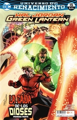 Green Lantern núm. 70/ 15 (Renacimiento)