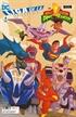 Liga de la Justicia/Power Rangers núm. 06 de 6