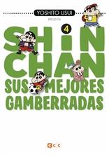 Shin Chan: Sus mejores gamberradas núm. 04 de 6