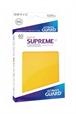 Fundas Supreme Japonés UX Mate Amarillo (60 unidades)