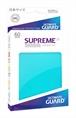 Fundas Supreme Japonés UX Color Aguamarina (60 unidades)