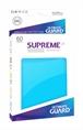 Fundas Supreme Japonés UX Color Azul Celeste (60 unidades)