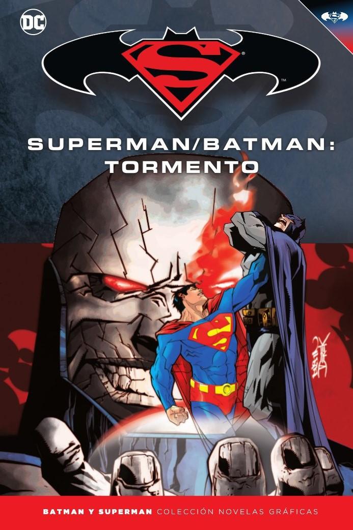 [DC - Salvat] Batman y Superman: Colección Novelas Gráficas - Página 9 Portada_BMSM_27_Tormento