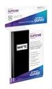 Fundas Supreme UX (50 Uds) Mate Color Negro