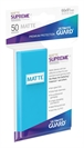 Fundas Supreme UX (50 Uds) Mate Color Azul Celeste