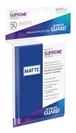 Fundas Supreme UX (50 Uds) Mate Color Azul