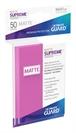 Fundas Supreme UX (50 Uds) Mate Color Rosa