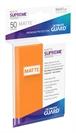 Fundas Supreme UX (50 Uds) Mate Color Naranja