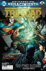 Batman/Wonder Woman/Superman: Trinidad núm. 14 (Renacimiento)