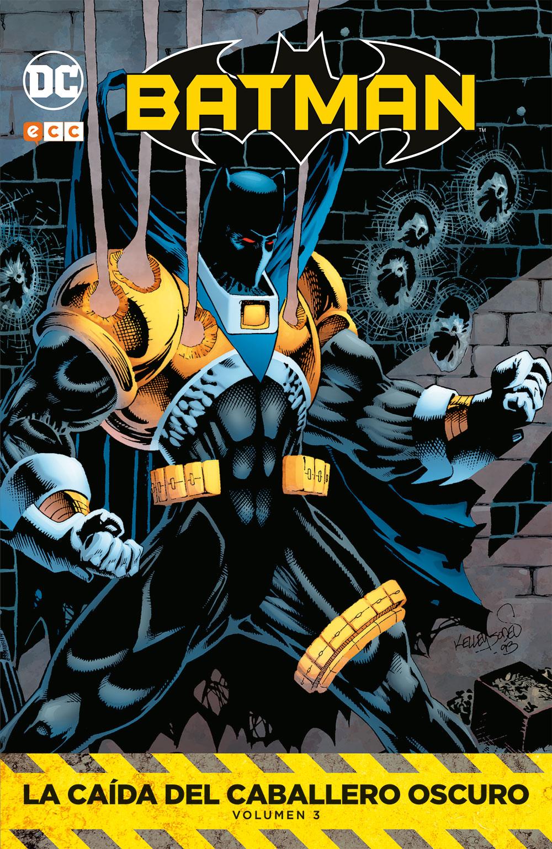 Batman: La caída del Caballero Oscuro vol. 03 - ECC Cómics