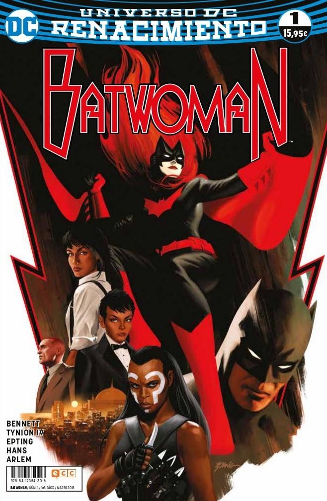UN POCO DE NOVENO ARTE - Página 39 Batwoman_1%20Renacimiento