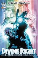 Divine Right: Las aventuras de Max Faraday