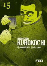 Inspector Kurokôchi núm. 15