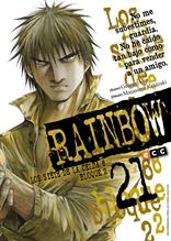 Rainbow, los siete de la celda 6 bloque 2 núm. 21