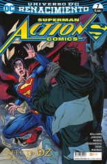 Superman: Action Comics núm. 07 (Renacimiento)