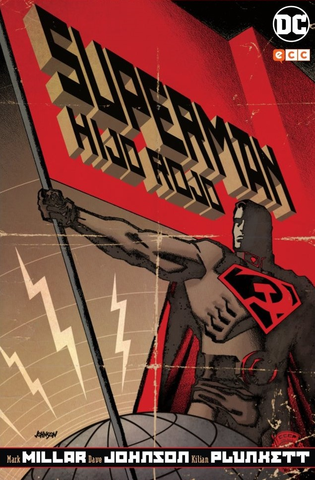 Resultado de imagen de superman hijo rojo ecc