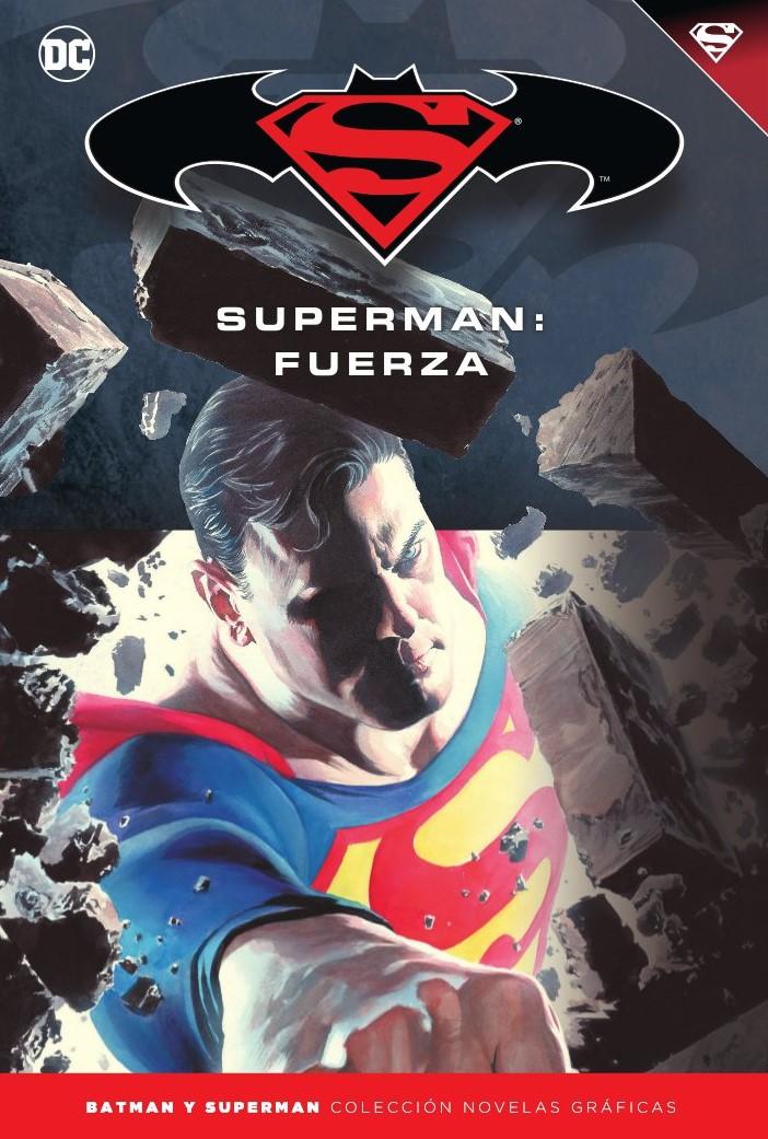 [DC - Salvat] Batman y Superman: Colección Novelas Gráficas - Página 9 Portada_BMSM_30_Fuerza