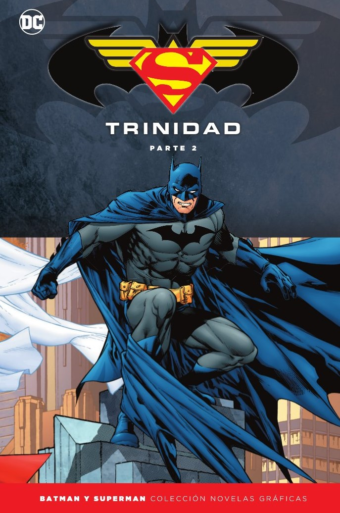 [DC - Salvat] Batman y Superman: Colección Novelas Gráficas - Página 8 Trinidad_Volumen_2