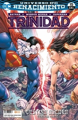Batman/Wonder Woman/Superman: Trinidad núm. 15 (Renacimiento)