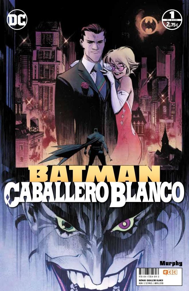 UN POCO DE NOVENO ARTE Batman_Caballero_Blanco_1