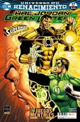 Green Lantern núm. 72/ 17 (Renacimiento)