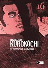 Inspector Kurokôchi núm. 16