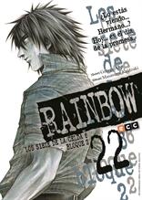 Rainbow, los siete de la celda 6 bloque 2 núm. 22