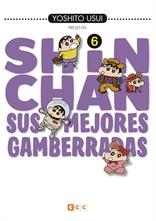 Shin Chan: Sus mejores gamberradas núm. 06 de 6