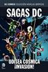 Colección Novelas Gráficas - Especial Sagas DC: Odisea cósmica/¡Invasión!
