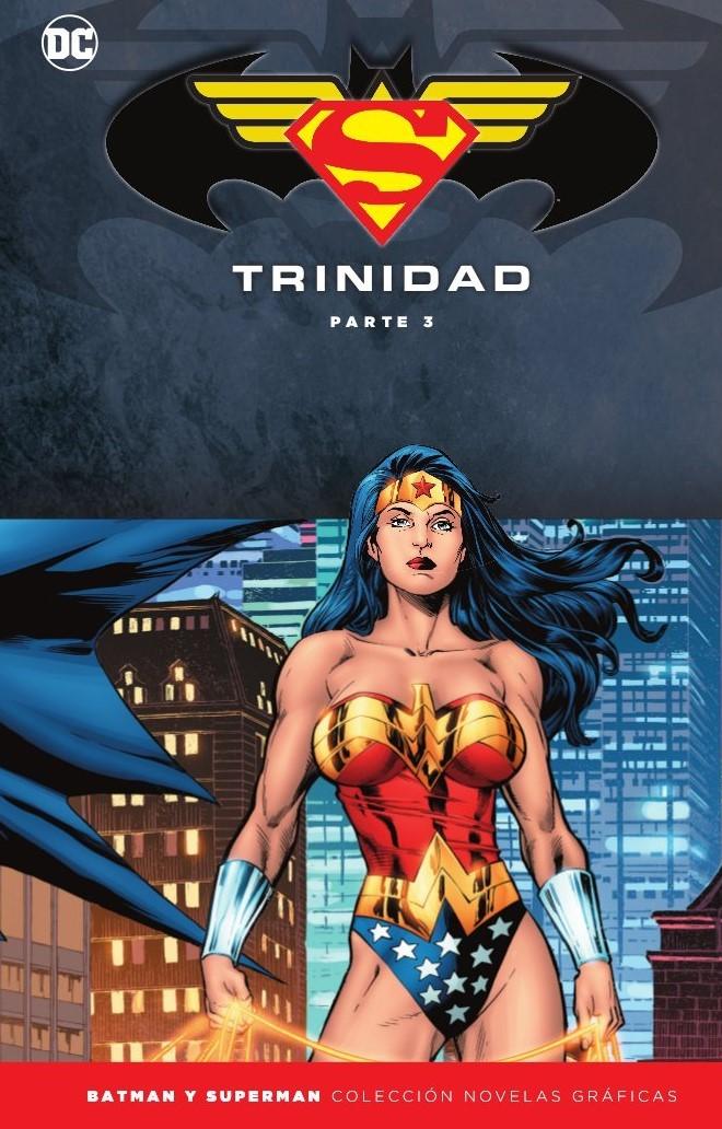[DC - Salvat] Batman y Superman: Colección Novelas Gráficas - Página 9 Trinidad_3_cover_
