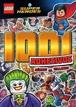 LEGO DC COMICS SUPER HEROES: 1001 adhesivos - Héroes vs. villanos